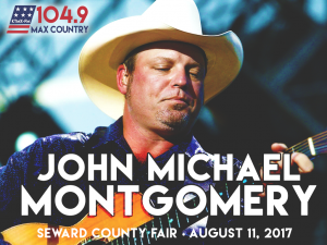 John Michael Montgomery @ Seward County Fair