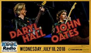 Daryl Hall & John Oates @ CenturyLink Center Omaha | Omaha | Nebraska | United States