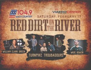 Red Dirt on the River @ Viaero Center | Kearney | Nebraska | United States
