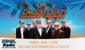 The Beach Boys @ Holland Performing Arts Center | Omaha | Nebraska | United States