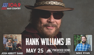 Hank Williams Jr. @ Pinewood Bowl Theater | Lincoln | Nebraska | United States
