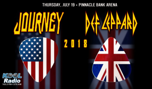 Journey & Def Leopard @ Pinnacle Bank Arena | Lincoln | Nebraska | United States