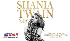 Shania Twain @ CenturyLink Center | Omaha | Nebraska | United States