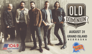 Old Dominion @ Nebraska State Fair | Grand Island | Nebraska | United States