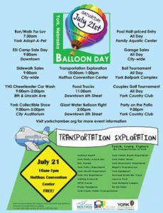 BALLOON DAY @ YORK. NE