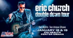 Eric Church @ CHI Health Center Omaha