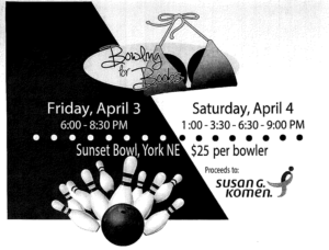 BOWLING FOR BOOBS AT SUNSET BOWL IN YORK