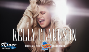 Kelly Clarkson @ Nebraska State Fair | Grand Island | Nebraska | United States