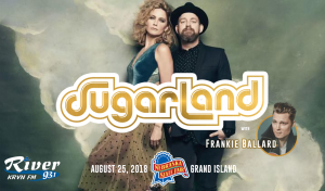 Sugarland with Frankie Ballard @ Nebraska State Fair | Grand Island | Nebraska | United States