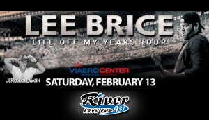 Lee Brice & Jerrod Niemann @ Viaero Center | Kearney | Nebraska | United States