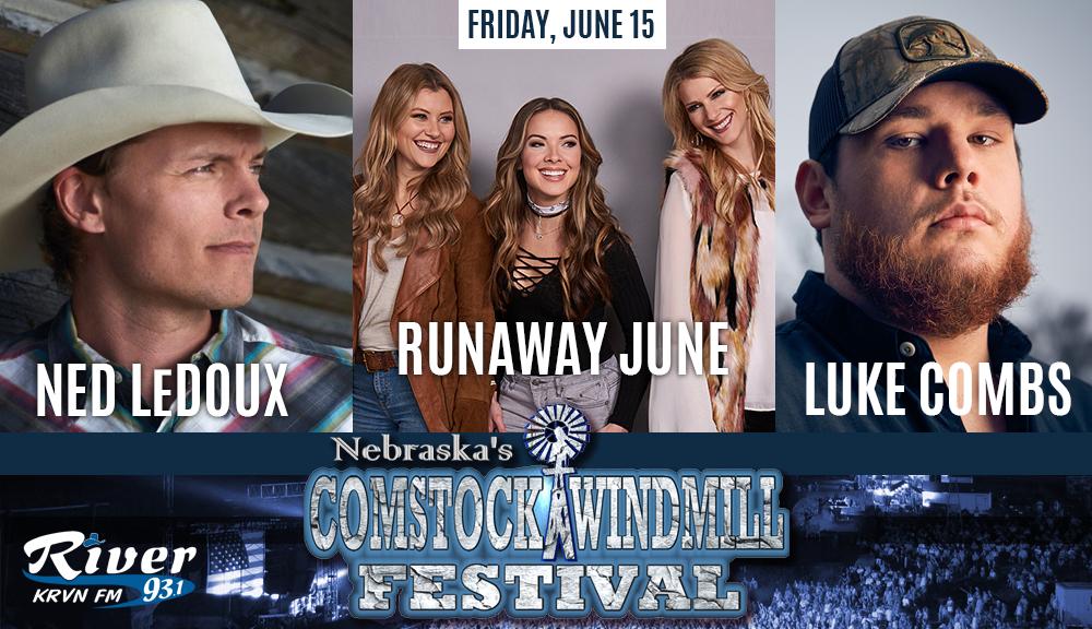 Comstock18-NedLeDoux-RunawayJune-LukeCombs-June15-ConcertPage