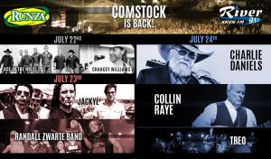 Comstock is Back | Charlie Daniels, Collin Raye & more @ Comstock | Nebraska | United States