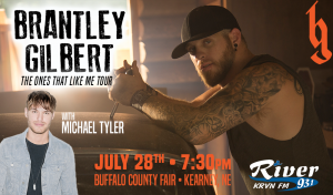 Brantley Gilbert with Michael Tyler @ Buffalo County Fair | Kearney | Nebraska | United States