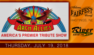 Arch Allies @ Adams County Fairfest | Hastings | Nebraska | United States