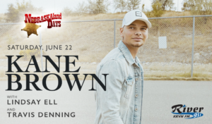 Kane Brown with Lindsay Ell and Travis Denning @ Wild West Arena | North Platte | Nebraska | United States