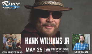 Hank Williams Jr. with special guests Josh Abbott Band and Mike Ryan @ Pinewood Bowl Theater | Lincoln | Nebraska | United States