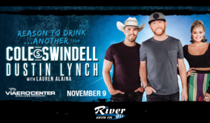 Cole Swindell + Dustin Lynch with Lauren Alaina @ Viaero Center | Kearney | Nebraska | United States