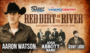 Red Dirt on the River @ Viaero Center | Kearney | Nebraska | United States
