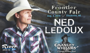 Ned LeDoux @ Frontier County Fair | Stockville | Nebraska | United States