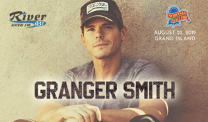 Granger Smith @ Nebraska State Fair | Grand Island | Nebraska | United States