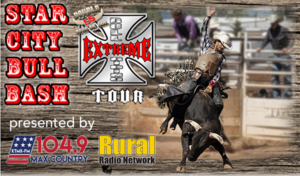 Star City Bull Bash @ Lancaster Event Center