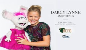 Darci Lynne &  Friends: Fresh Out of the Box Tour @ The Buffalo County Fair @ Buffalo County Fair