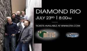 Diamond Rio @ The Buffalo County Fair @ Buffalo County Fair