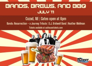 Bands, Brews, and BBQ