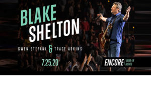 Blake Shelton Drive In Nights @ Lancaster Event Center
