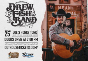 Drew Fish Band @ Joe's Honky-Tonk