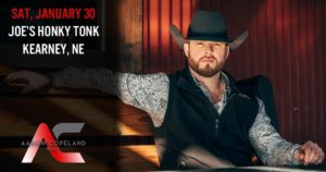 Aaron Copeland with special guest Dylan Bloom @ Joe's Honky-Tonk