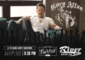 Gary Allan @ Adams County Fairfest