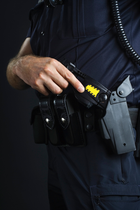 Expert says officer's stun gun didn't work properly on man