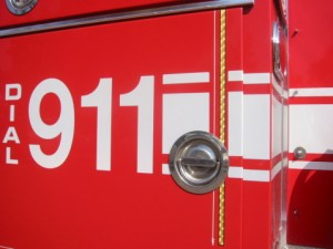 House Fire Chases Stanton Couple Into Cold