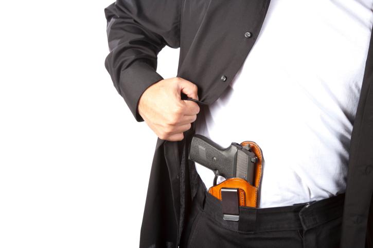 Nebraska Lawmakers Discuss Gun Legislation