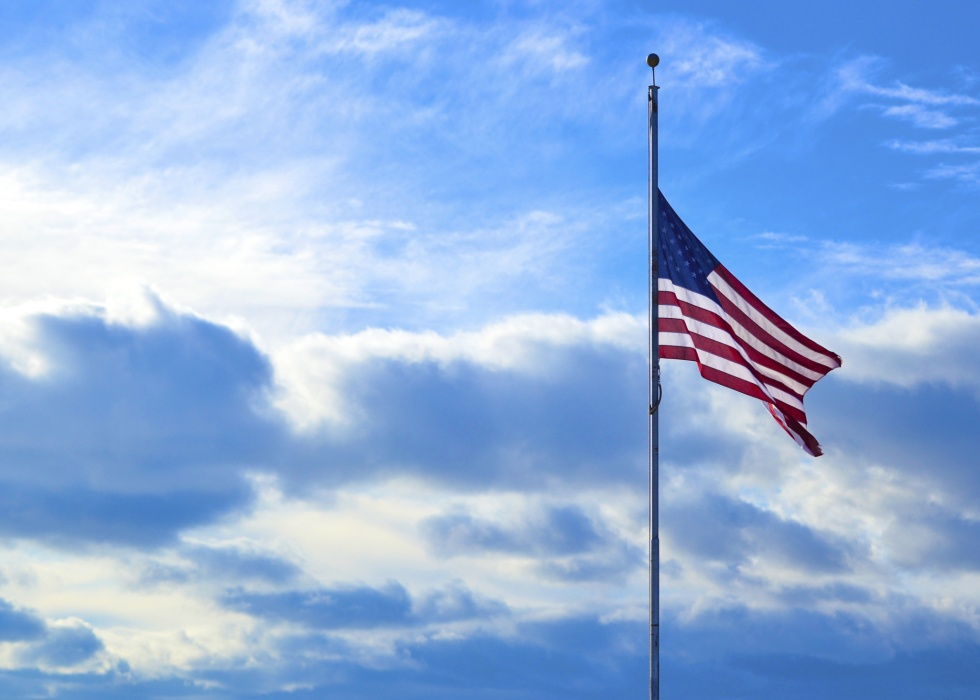 Flags to Fly at Half-Staff to Honor Victims of Texas Shooting