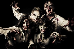 Governor Encourages Zombie Preparedness