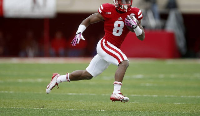 Ameer Abdullah, Courtesy NU Media Relations
