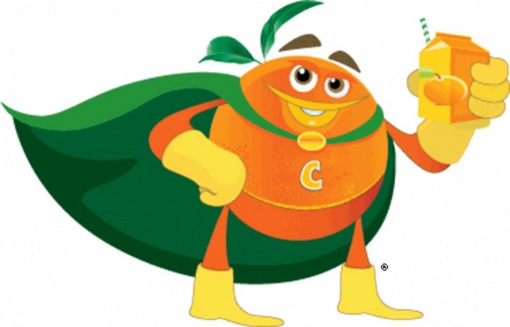 Capt. Citrus, face of Florida OJ, gets a makeover