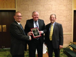 Garbacz Receives National Award for Outstanding Service to Agriculture