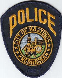 Courtesy/Hastings Police Department
