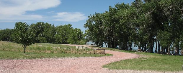 Hawk Springs Reservoir (Wyoming State Parks Historic Sites & Trails)