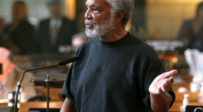 Ernie Chambers (Nebraska Unicameral Information Office)