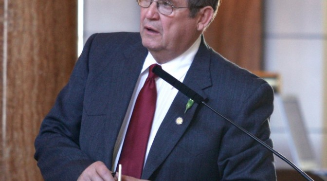 Dave Bloomfield (Nebraska Unicameral Information Office)