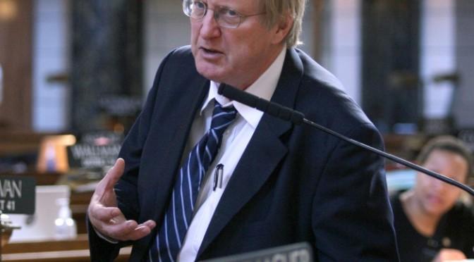 Paul Schumacher (Nebraska Unicameral Information Office)