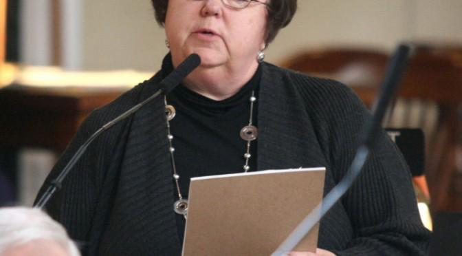 Kathy Campbell (Nebraska Unicameral Information Office)