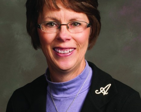 Annette Dubas (Nebraska Unicameral Information Office)