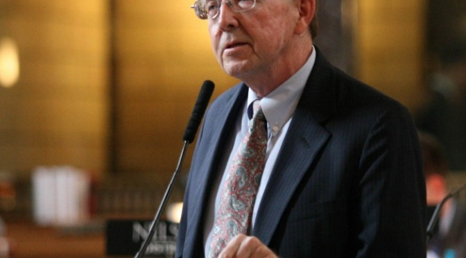 Al Davis (Nebraska Unicameral Information Office)