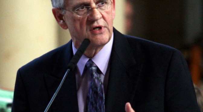 John Harms (Nebraska Unicameral Information Office)