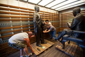 Statues of Four Secretaries of Agriculture to be Dedicated Saturday